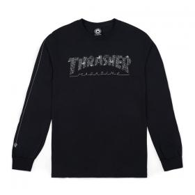 Tričká dlhý rukáv Thrasher Web