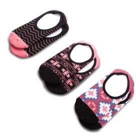 Ponožky Vans 3pk Geohero