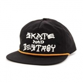 Šiltovky Thrasher Skate & Destroy Puff Ink