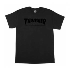 Tričká Thrasher Magazine Logo S/S