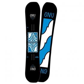 Snowboardové dosky GNU Asym Fb Space Case C2X