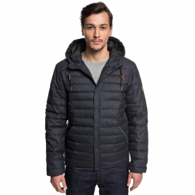 Prechodné bundy a vesty Quiksilver Scaly Wool Hood