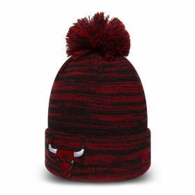 Čiapky New Era Marl Knit MLB Chicago Bulls