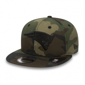 Šiltovky New Era 9FI Camo Color NFL New England Patriots