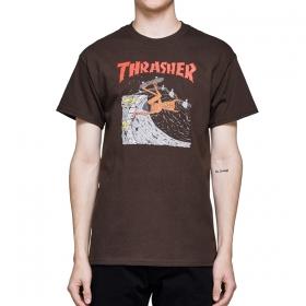 Tričká Thrasher Neckface Invert