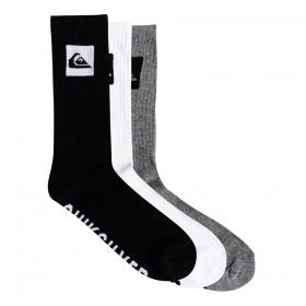Ponožky Quiksilver 3 Crew Pack