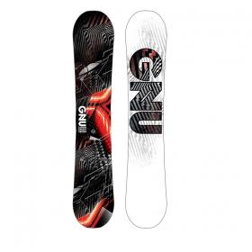 Snowboardové dosky GNU Asym Carbon Credit BTX