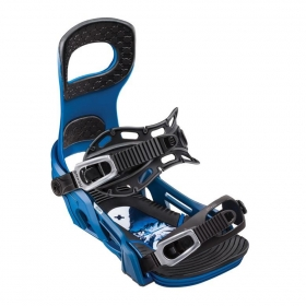 Snowboardové viazanie BENT METAL Joint