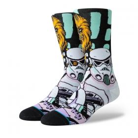 Ponožky Stance Warped Chewbacca