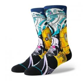Ponožky Stance  Warped R2D2