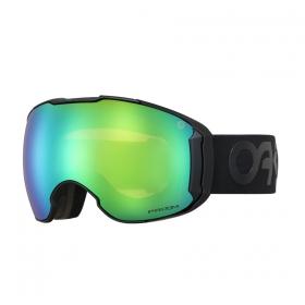 Snowboardové okuliare Oakley AB XL FP Blackout