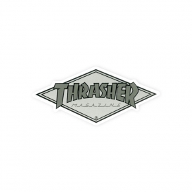Ostatné Thrasher Thrasher Diamond Logo