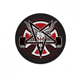 Ostatné Thrasher Pentagram Cross Adhesive