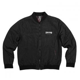 Prechodné bundy a vesty Thrasher Bomber Jacket
