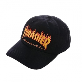 Šiltovky Thrasher Flame Old Timer