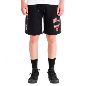 Krátke nohavice New Era NBA Logo stack Chicago Bulls