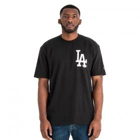 Tričká New Era MLB Oversized logo Los Angeles Dodgers