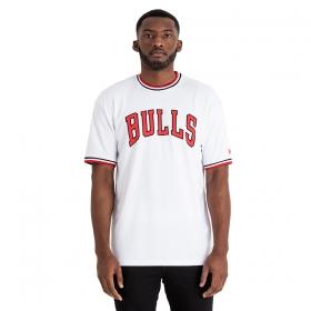 Tričká New Era NBA Tipping wordmark Chicago Bulls