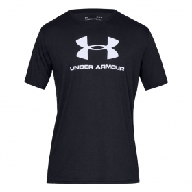 Tričká Under Armour Sportstyle Logo Ss