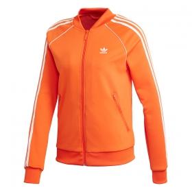 Mikiny Adidas Sst  Orange