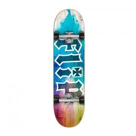 Skateboardové komplety FLIP HKD Tie Dye Blue 7.25