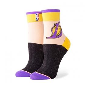 Ponožky Stance  Lakers Anklet