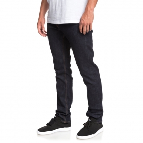 Rifle Quiksilver Revolver Rinse Straight Fit Jeans