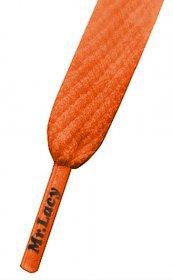 Šnúrky Mr.Lacy Lava Orange