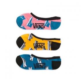 Ponožky Vans 1-6 3PK Kick