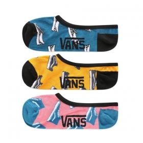 Ponožky Vans 7-10 3PK Kick