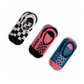 Ponožky Vans 1-6 3 PK Fun Time