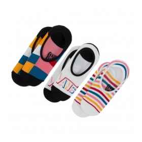 Ponožky Vans 1-6 3PK Patched