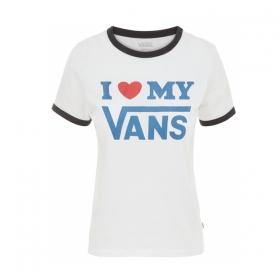 Tričká Vans Love Ringer