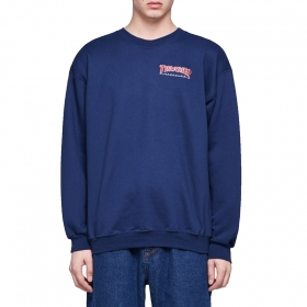 Mikiny Thrasher Embroided Outlined