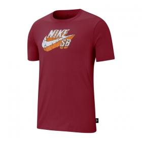 Tričká Nike SB Logo Concrete