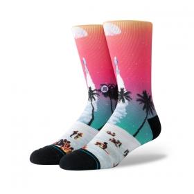 Ponožky Stance Moon Beach