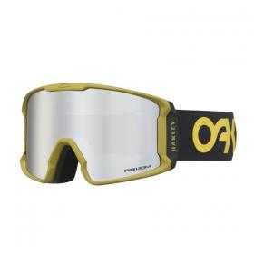 Snowboardové okuliare Oakley Line Miner Factory Pilot Progression