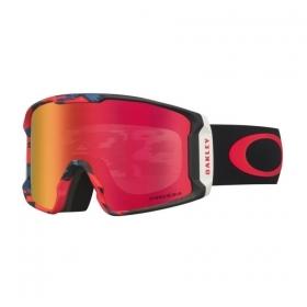 Snowboardové okuliare Oakley Carlson Line Miner