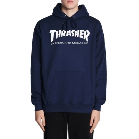 Mikiny Thrasher Mag Hood