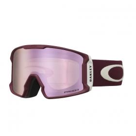 Snowboardové okuliare Oakley Line Miner Vampir ella