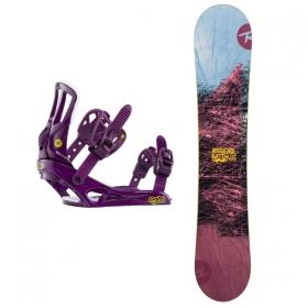 Snowboardové sety Rossignol Myth+Myth