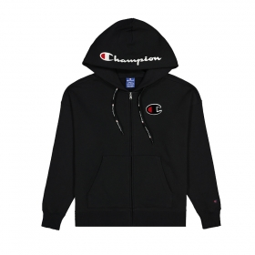 Mikiny Champion Hooded Full Zip Sweatshirt