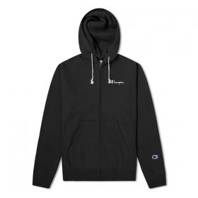 Mikiny Champion Hooded Full Zip Sweatshirt