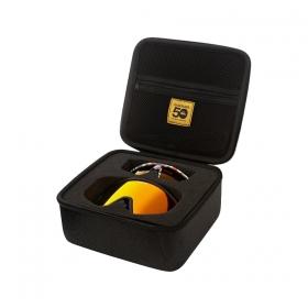 Snowboardové okuliare Quiksilver Browdy 50 Ep