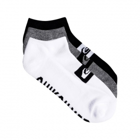 Ponožky Quiksilver 3 Ankle Pack