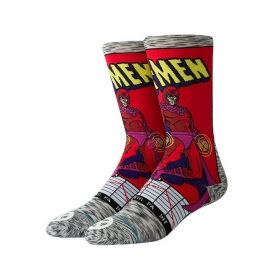 Ponožky Stance Magneto Comic