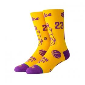 Ponožky Stance Lebron Stencil