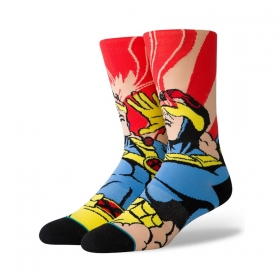Ponožky Stance Cyclops Magenta