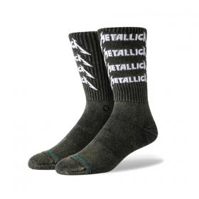 Ponožky Stance Metallica Stack