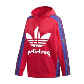 Mikiny Adidas Flower Hoodie